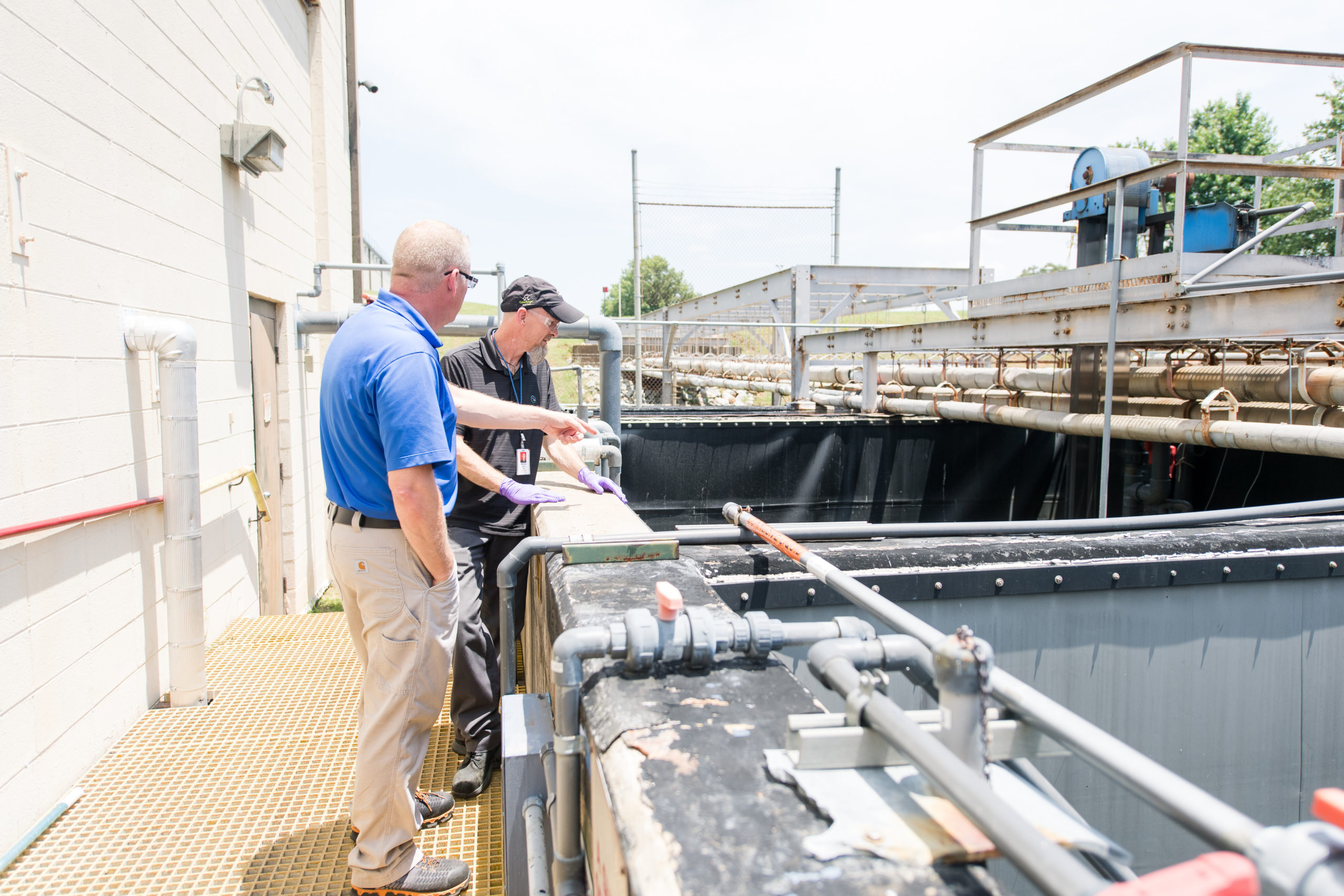 Turbidity in Industrial Wastewater. What is it and Why Measure?